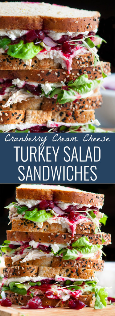 Cranberry-Cream-Cheese-Turkey-Salad-Sandwich