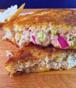 Sheet Pan Sourdough Tuna Melts previous example