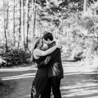 Engagement Photos in Washington Park | aberdeenskitchen.com