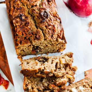 Cinnamon Apple Bread | aberdeenskitchen.com