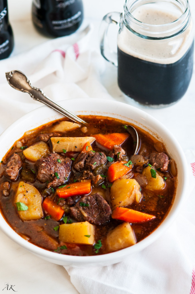 Slow Cooker Guinness Beef Stew Aberdeen S Kitchen