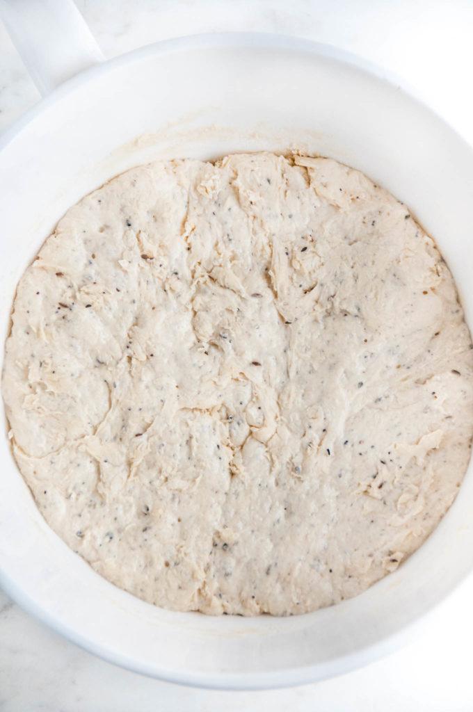 No Knead Everything Bread | aberdeenskitchen.com