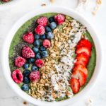 Supercharged Green Smoothie Bowl | aberdeenskitchen.com