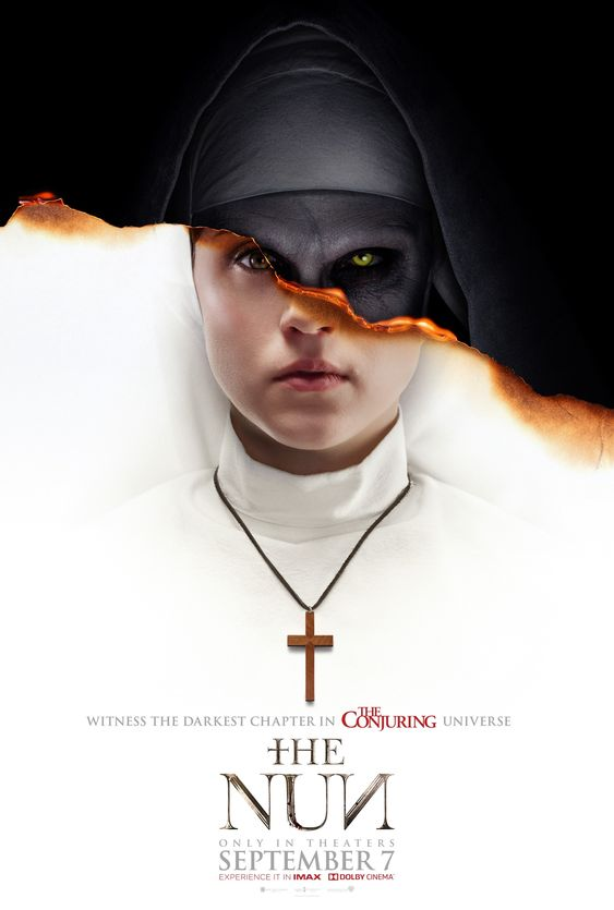 September Movie Date The Nun