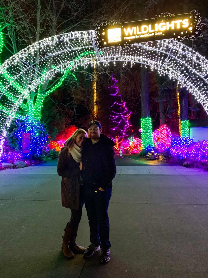 December Movie Date Woodland Park Zoo Wildlights