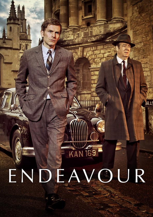 December Movie Date Endeavor TV Poster