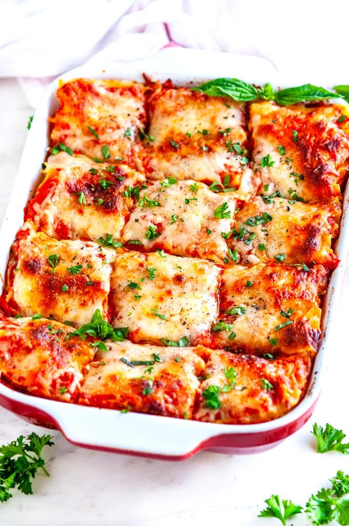 Garden Vegetable Lasagna Aberdeen S Kitchen