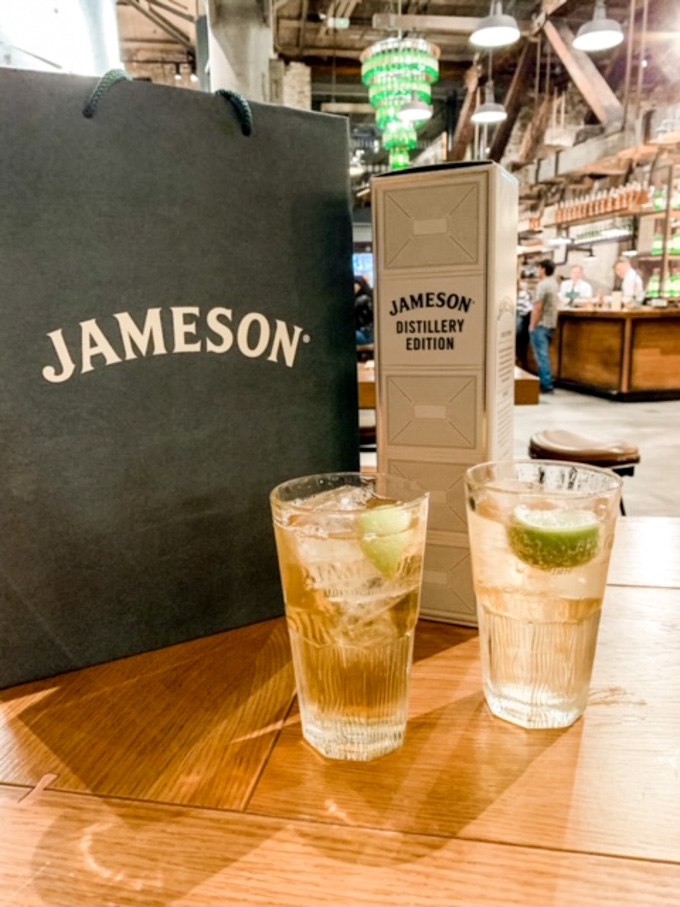 Jameson Whiskey Distillery Edition